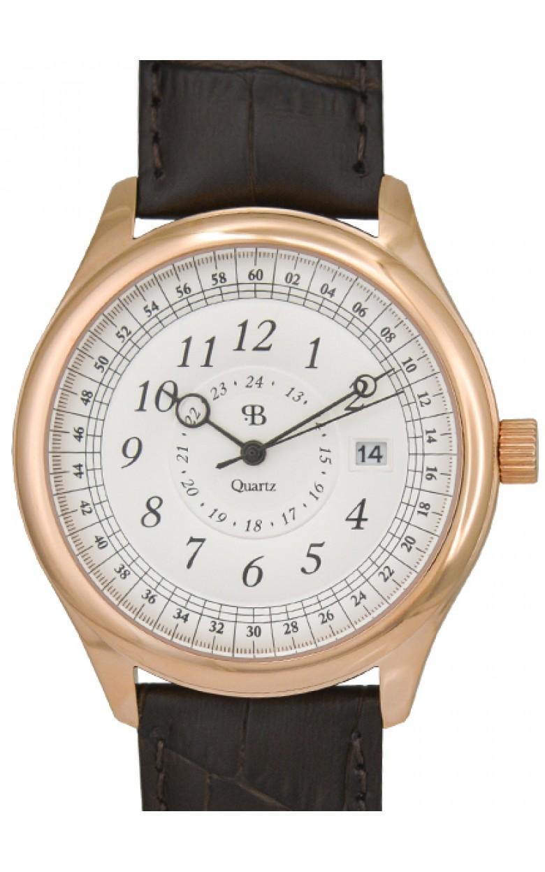 86049611 российские мужские кварцевые наручные часы Русское время  86049611