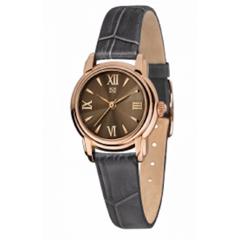 0019.0.1.83A российские золотые кварцевые наручные часы Ника