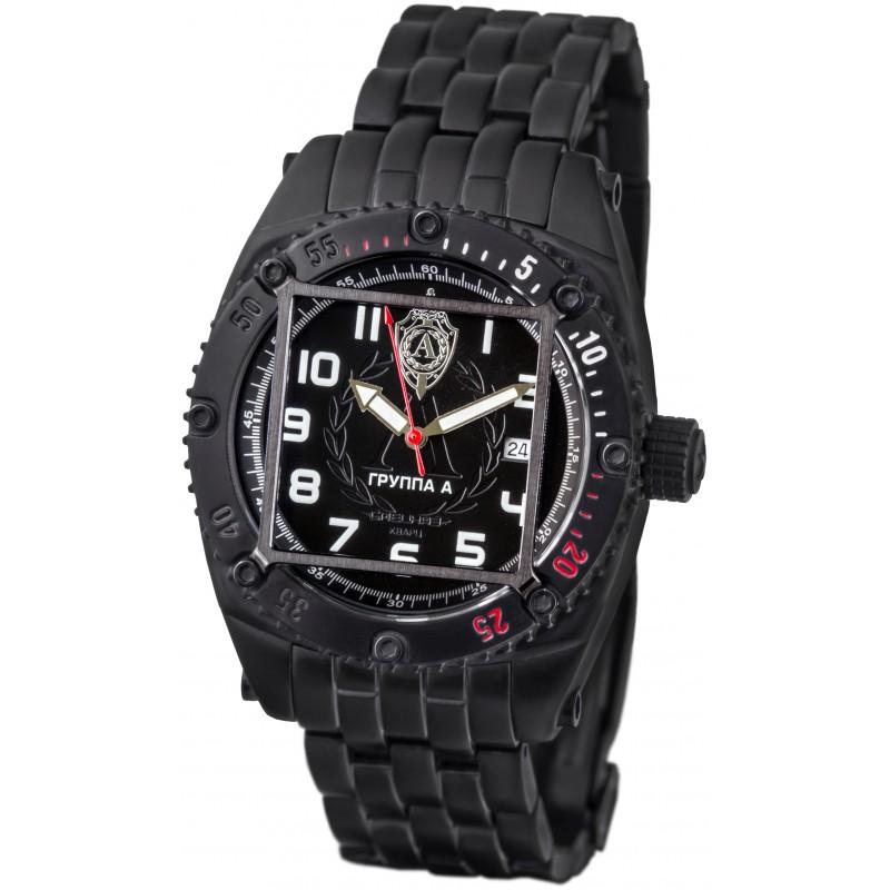 С1304361-2115 российские тактические мужские кварцевые наручные часы Спецназ