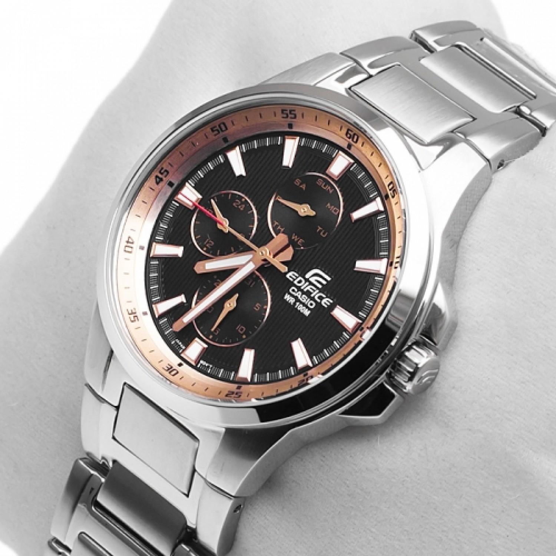 EF-342D-1A5 японские мужские кварцевые часы Casio
