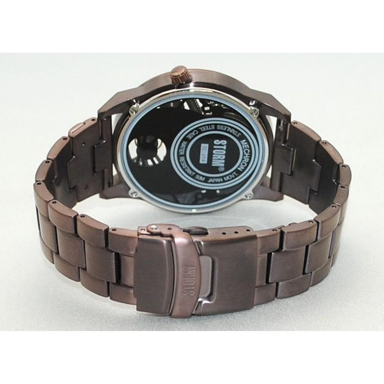 "47228/BR  кварцевые наручные часы Storm ""Mechtron"" для мужчин  47228/BR"