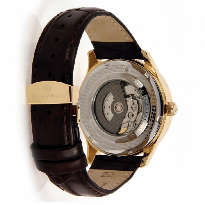 YBH 8344-03 YB 0034  механические наручные часы Yonger&Bresson для мужчин  YBH 8344-03 YB 0034