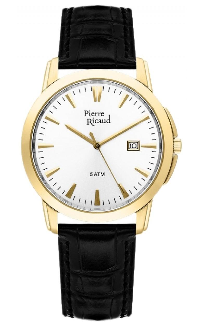 P91027.1213Q  кварцевые наручные часы Pierre Ricaud