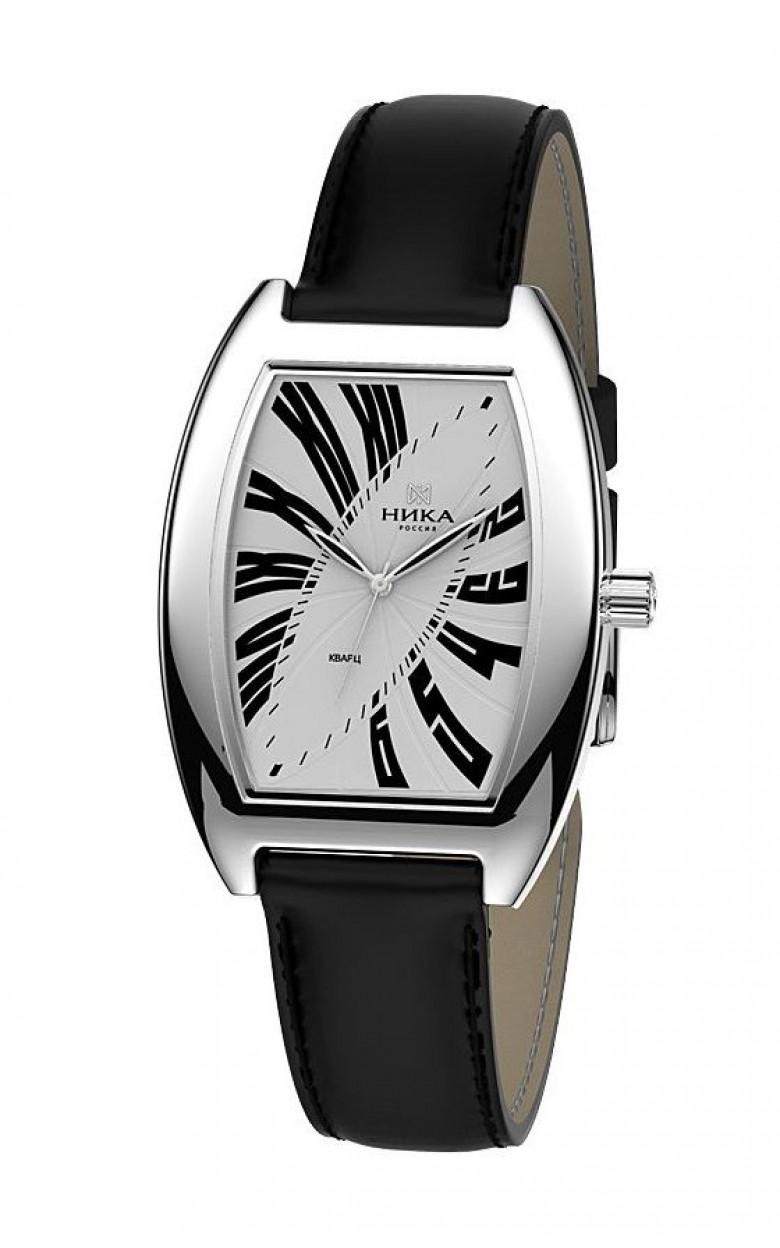 1039.0.9.27-9,83 российские серебрянные кварцевые наручные часы Ника
