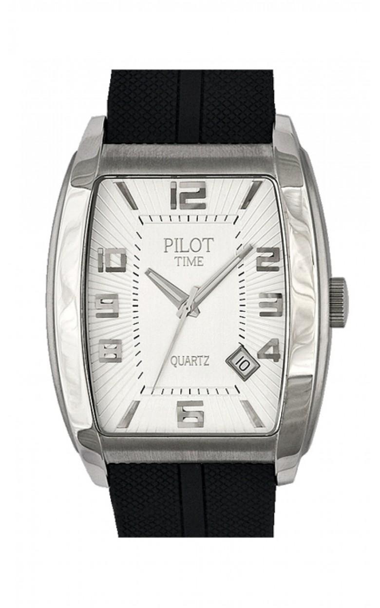 1250592кк российские кварцевые наручные часы Pilot-Time