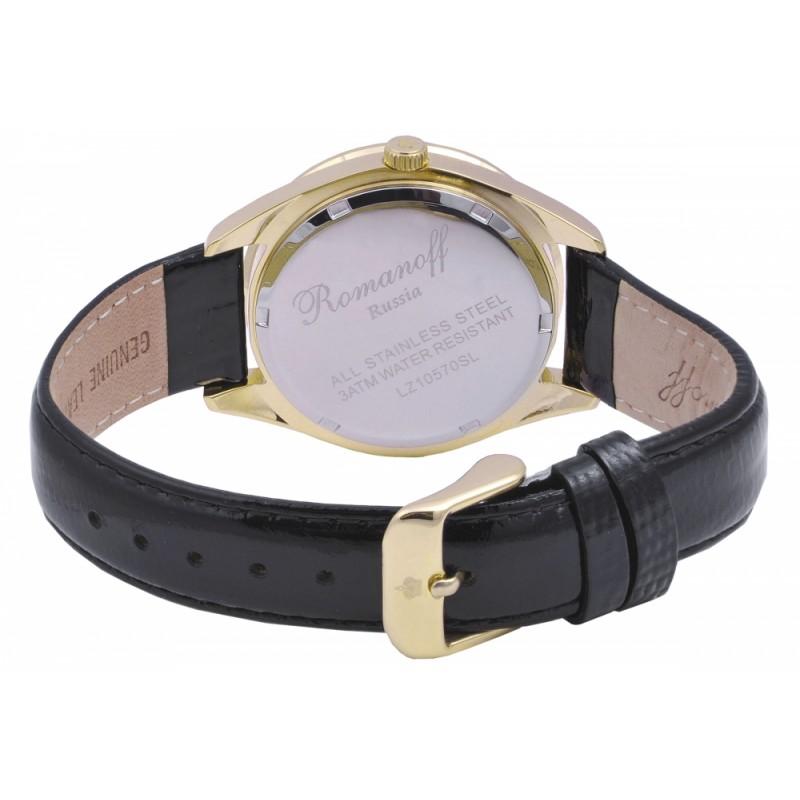10570A5BLL российские женские кварцевые часы Romanoff  10570A5BLL