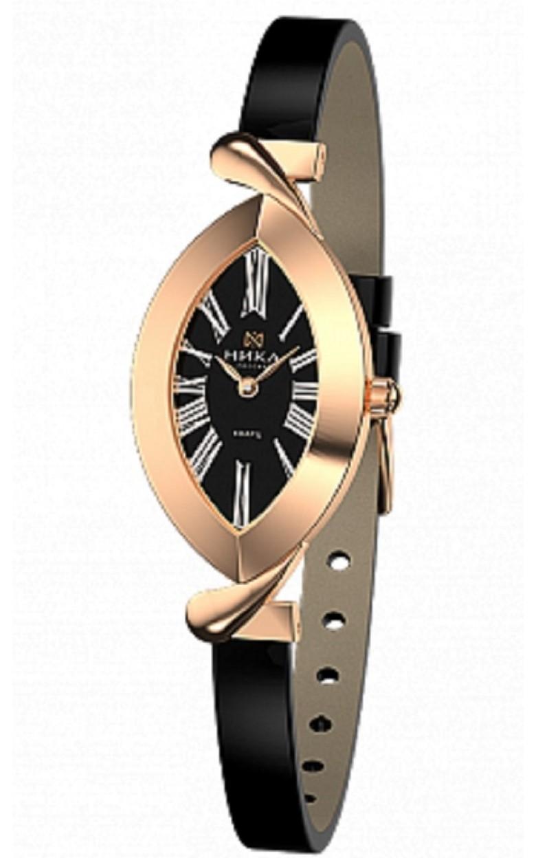 0780.0.1.51H российские золотые женские кварцевые наручные часы Ника