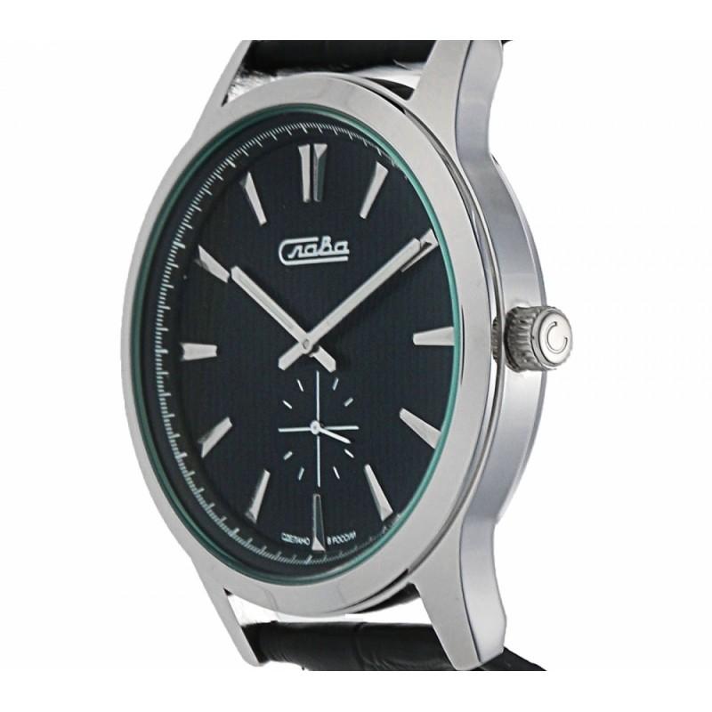 """1311584/1L45-300 российские кварцевые наручные часы Слава """"Традиция"""" для мужчин  1311584/1L45-300"""