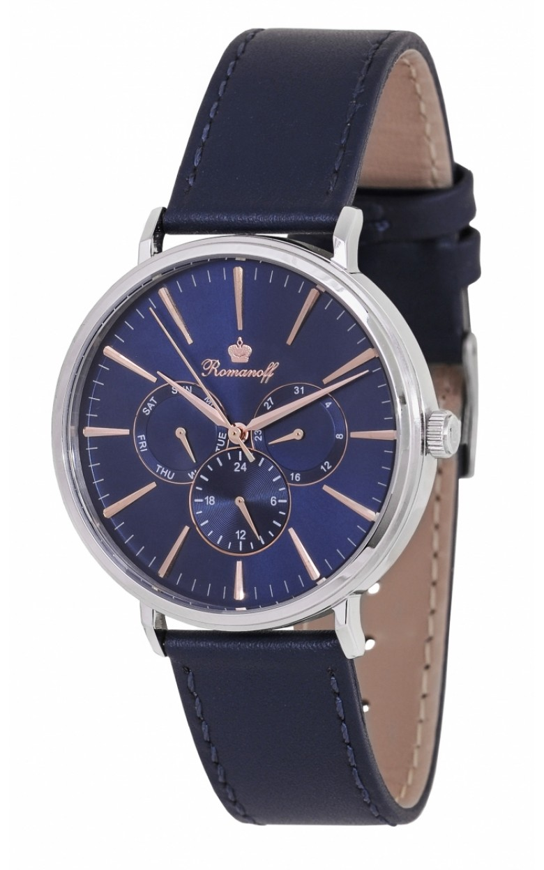 10564T/TB2BU  кварцевые наручные часы Romanoff  10564T/TB2BU
