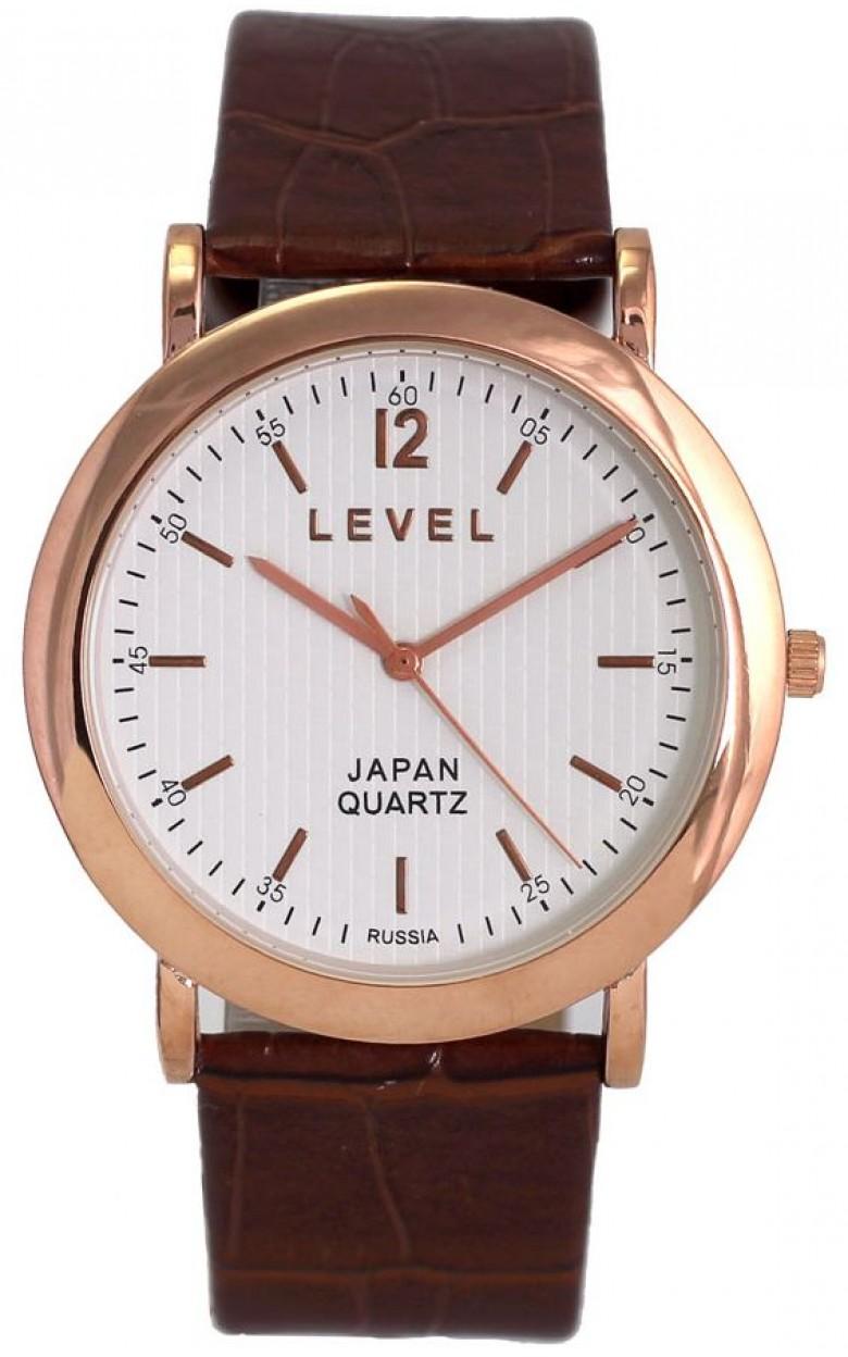 2035/1215230R российские мужские кварцевые наручные часы Level  2035/1215230R
