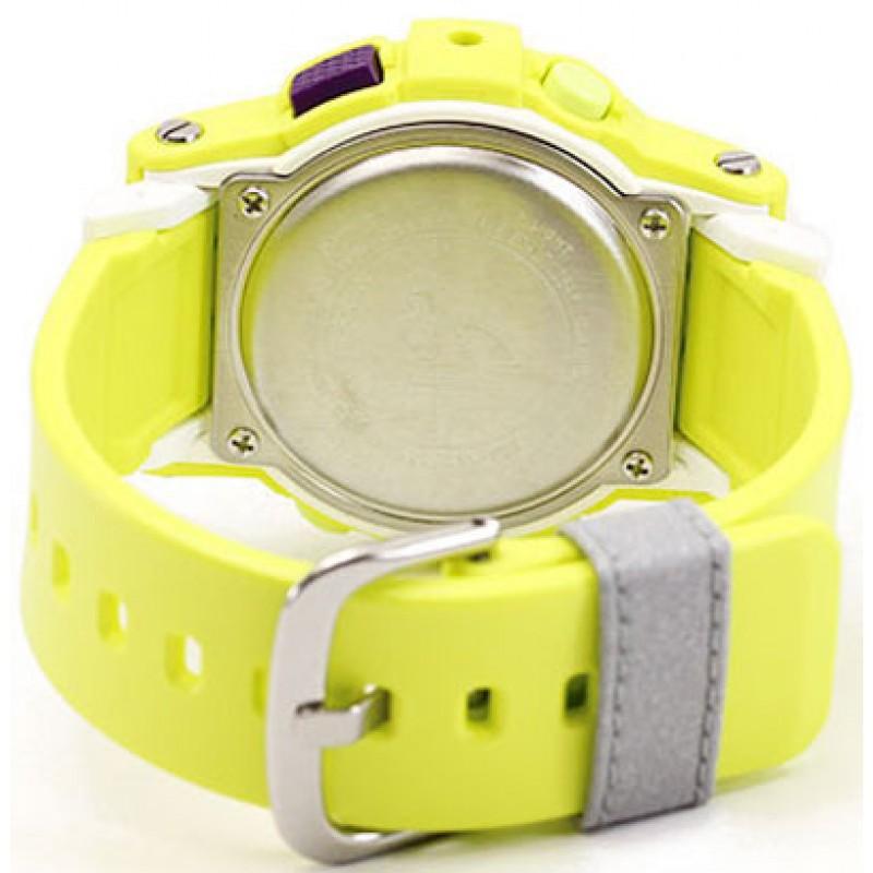 """BGA-185-9A японские кварцевые наручные часы Casio """"BABY-G"""" для женщин  BGA-185-9A"""