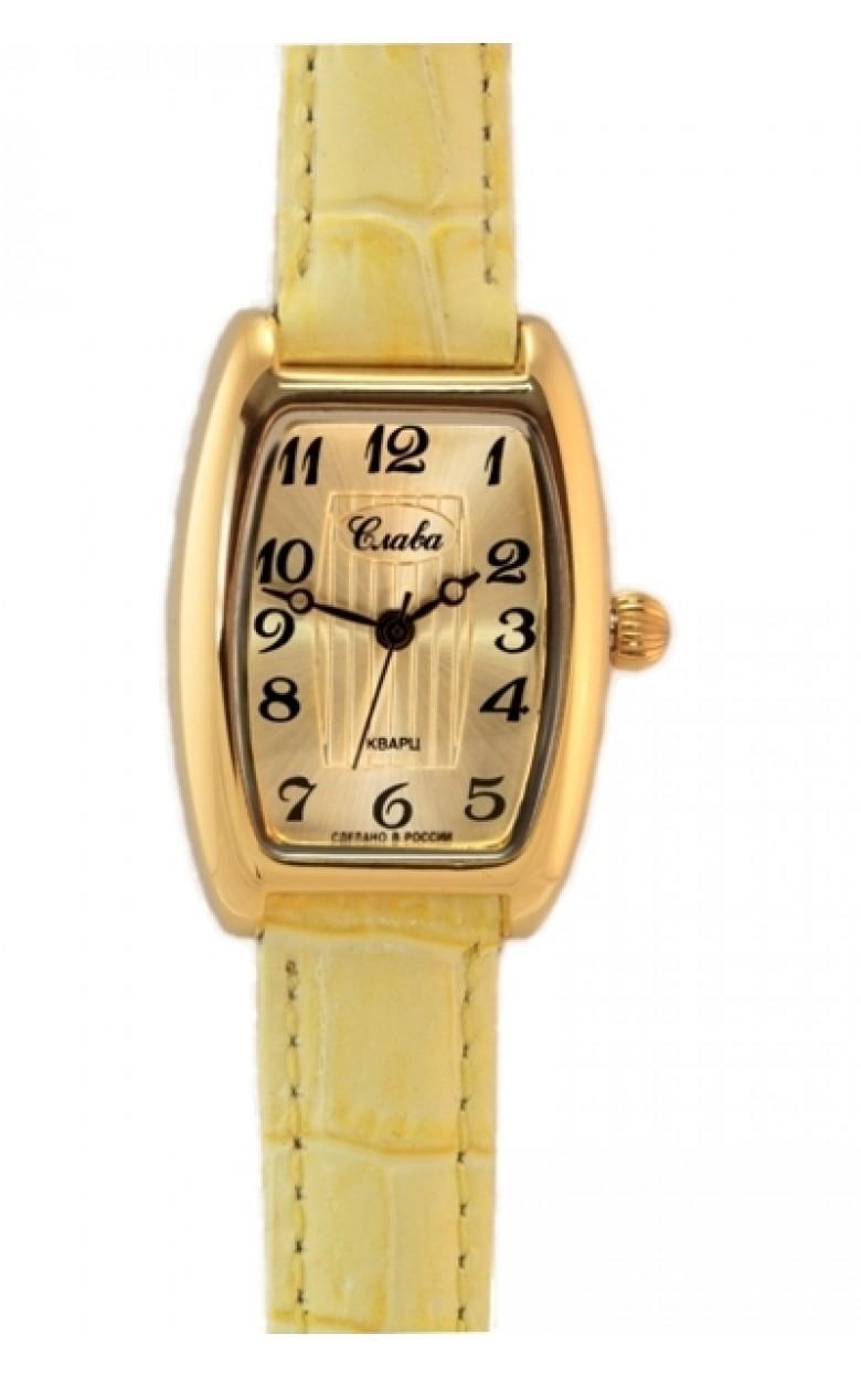 5023047/2035 российские кварцевые наручные часы Слава