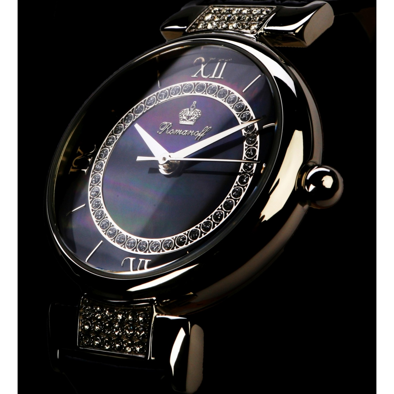 6182G3BLL российские женские кварцевые часы Romanoff