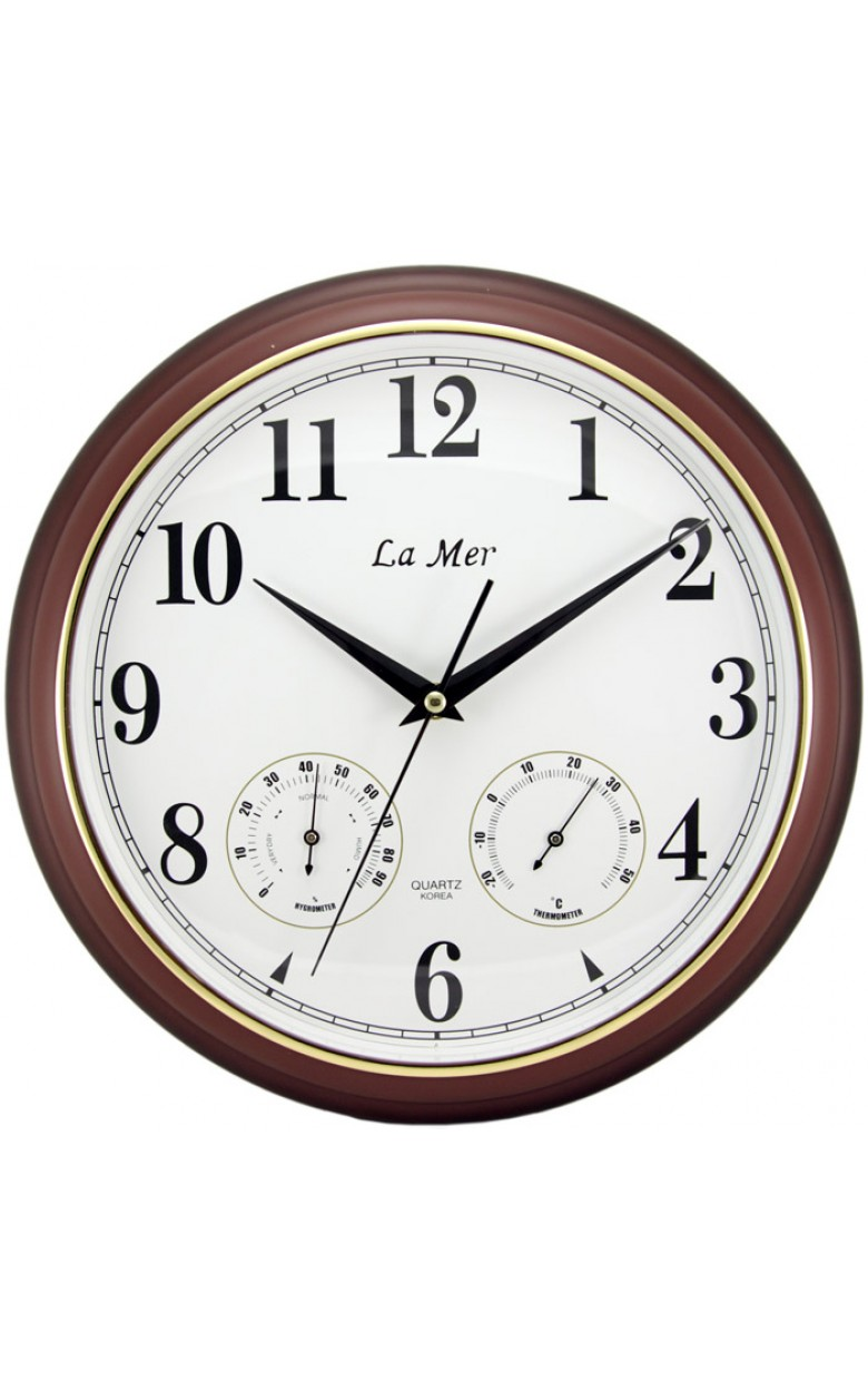 "GD115020 Часы настенные кварцевые ""La Mer"""