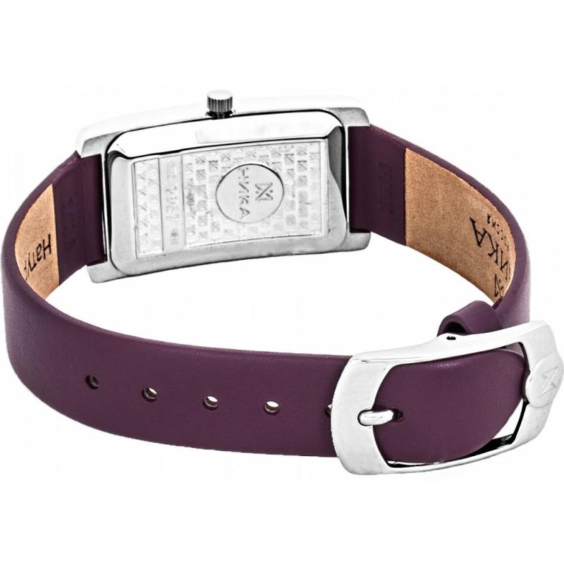 "0551.2.9.26A российские серебрянные женские кварцевые часы Ника ""Lady""  0551.2.9.26A"