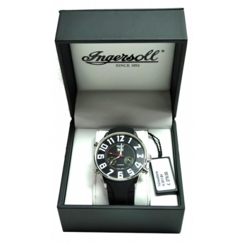 """IN2811BK  механические наручные часы Ingersoll """"Mechanical Watches"""" для мужчин  IN2811BK"""