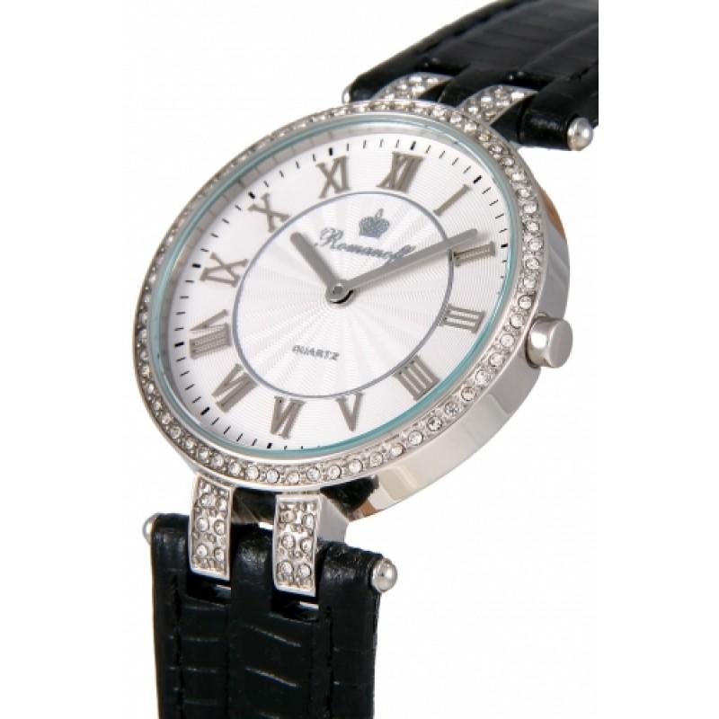 """10393G1BL российские женские кварцевые наручные часы Romanoff """"Элеганс""""  10393G1BL"""