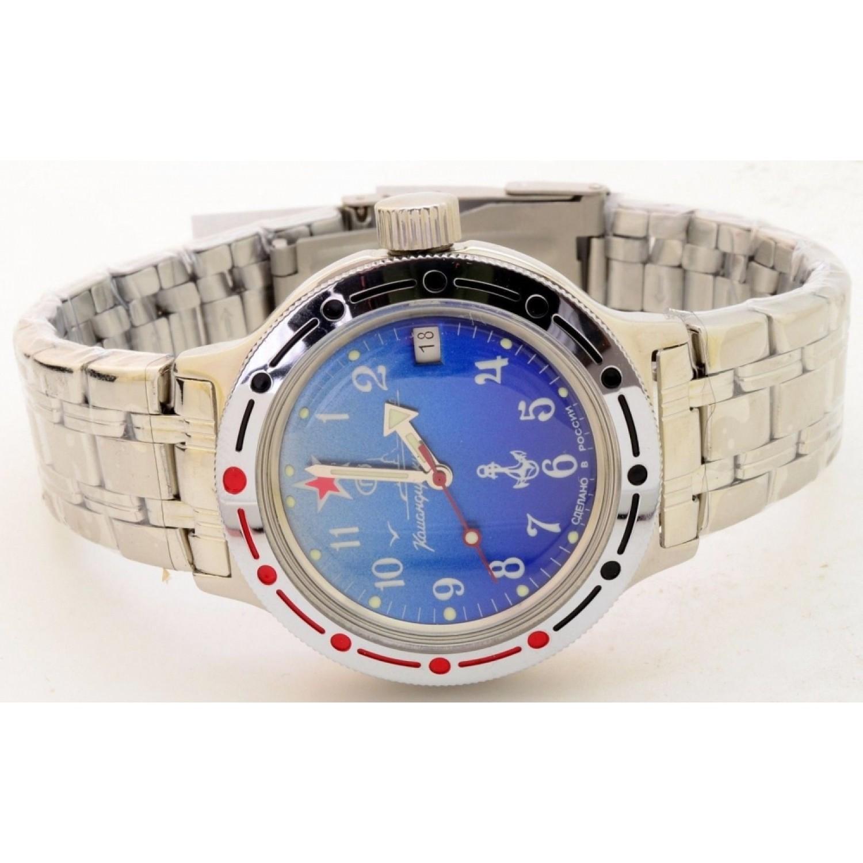 420289 российские военные механические наручные часы Восток
