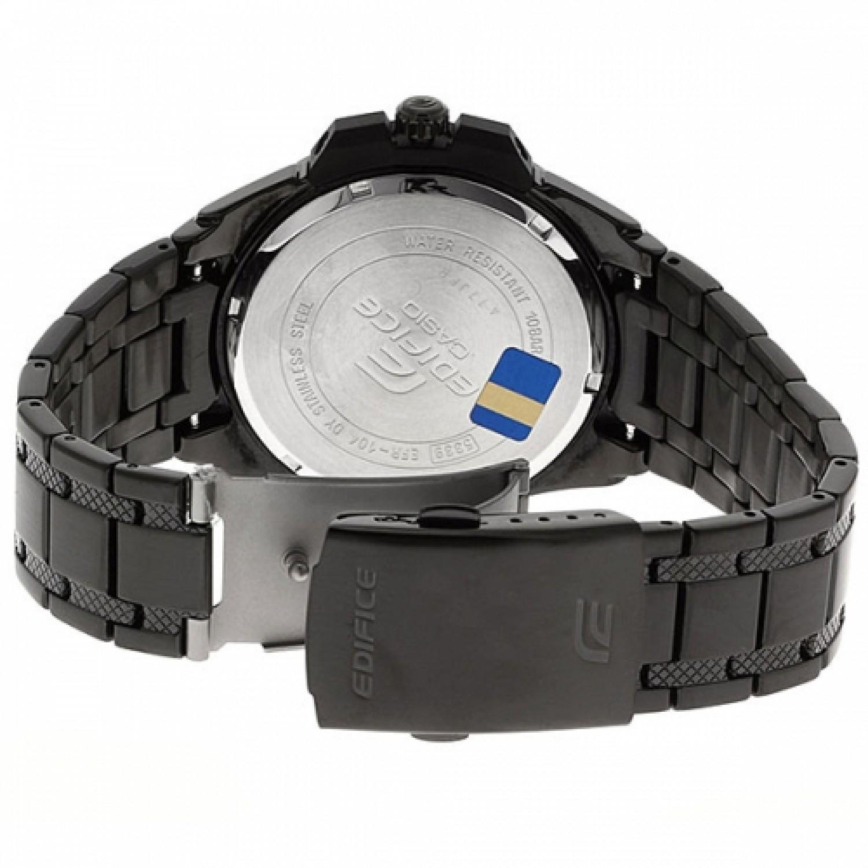 EFR-104BK-1A японские мужские кварцевые часы Casio
