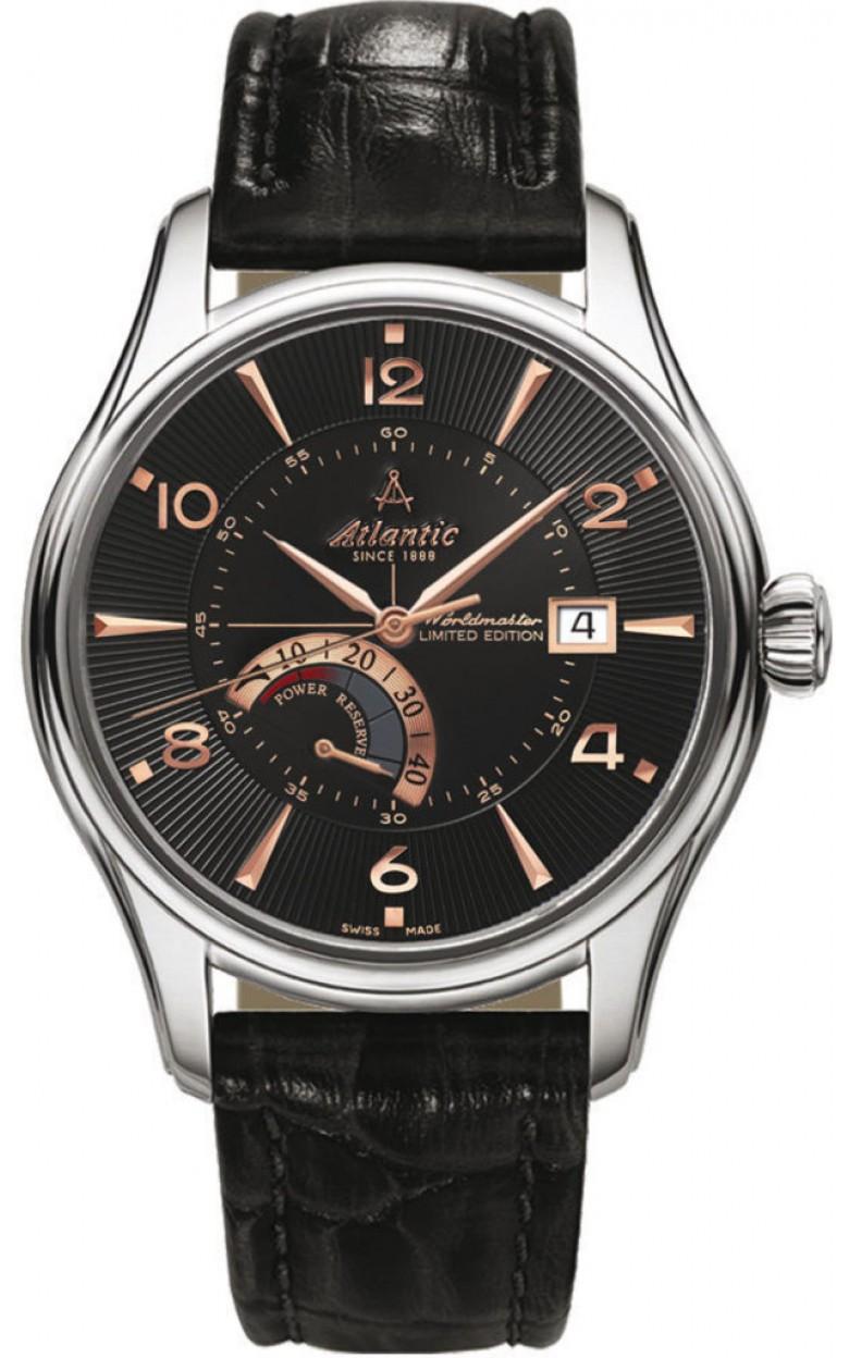 52755.41.65R швейцарские мужские механические часы Atlantic