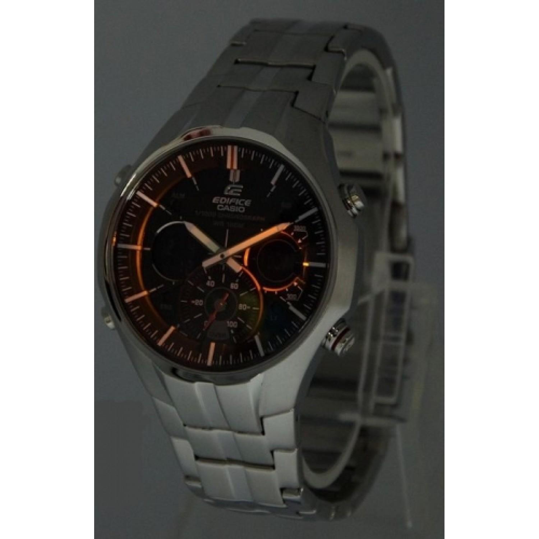EFA-135D-1A4 японские кварцевые наручные часы Casio