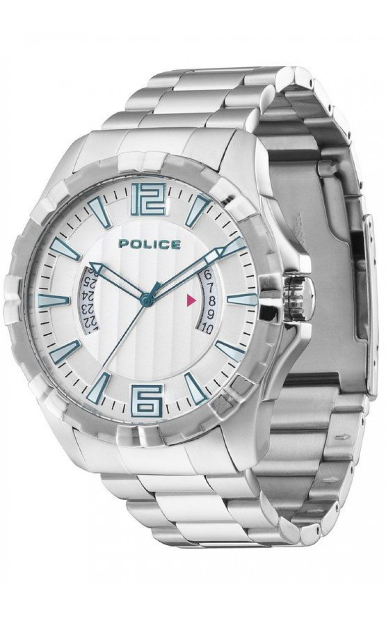 "PL-12889JVS/04M  кварцевые наручные часы Police ""Profile"" для мужчин  PL-12889JVS/04M"