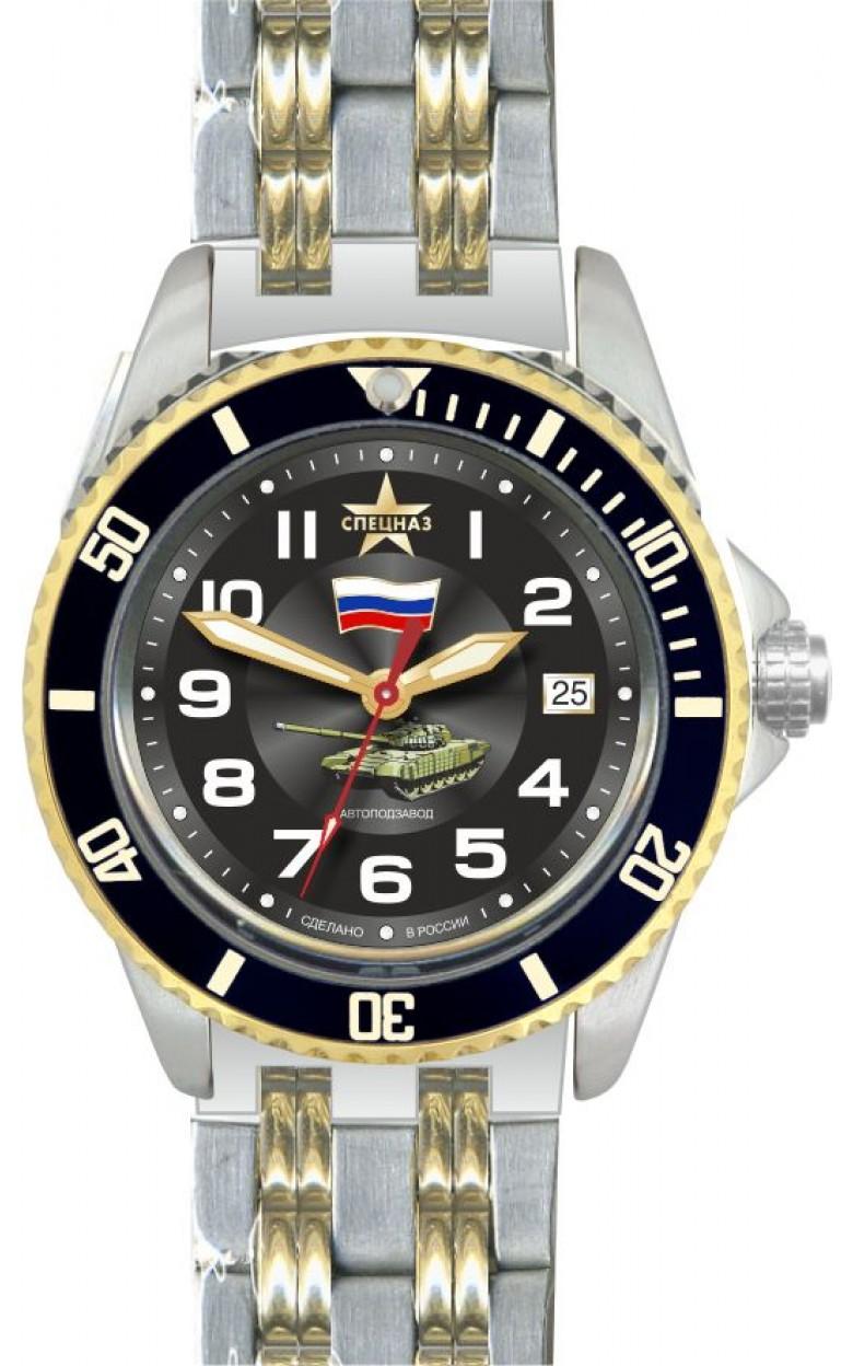 С8271213-1612 российские военные мужские механические наручные часы Спецназ