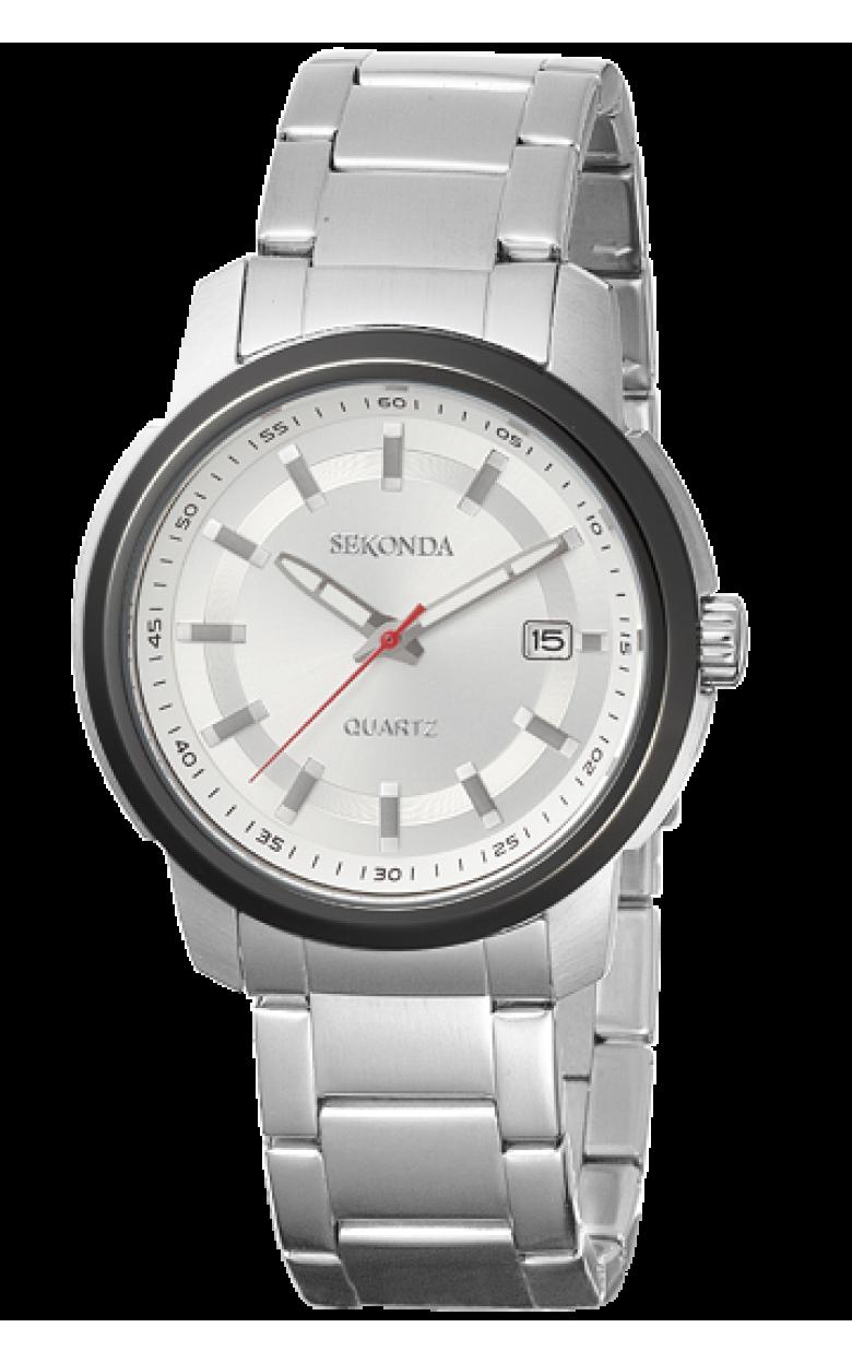 336M/1W российские мужские кварцевые наручные часы Sekonda  336M/1W