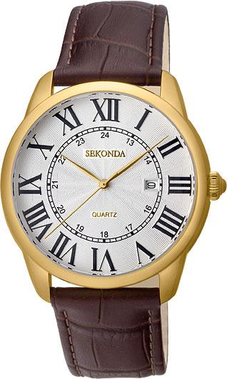 2115/4676099 российские мужские кварцевые часы Sekonda  2115/4676099