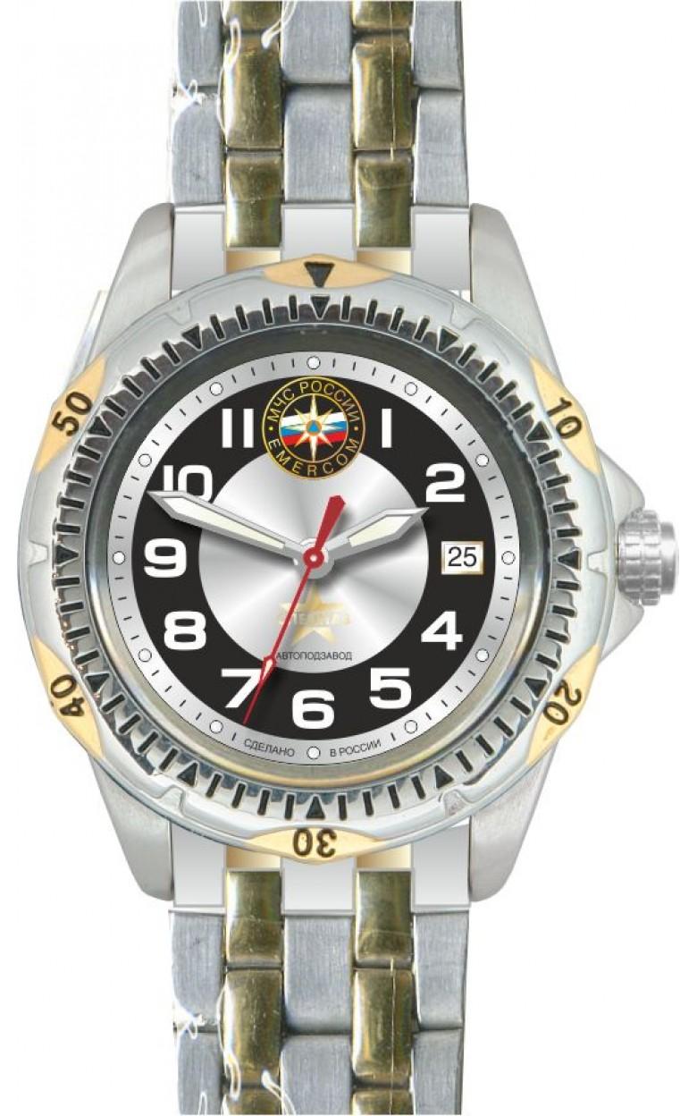 С8211202-1612 российские мужские механические наручные часы Спецназ