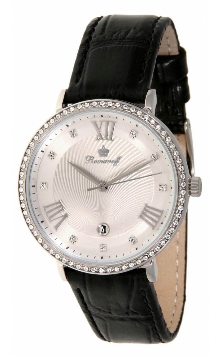 1321G1BL российские женские кварцевые наручные часы Romanoff