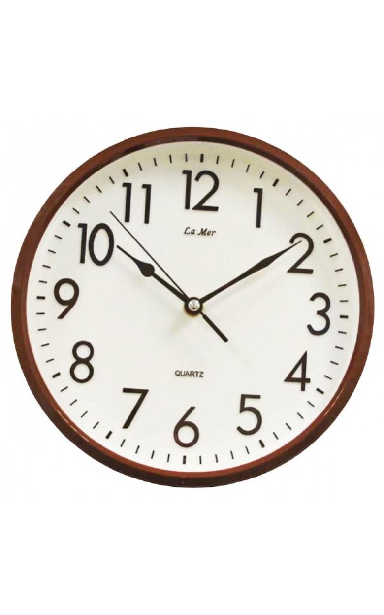 "GD204002 Часы настенные кварцевые ""La Mer"""