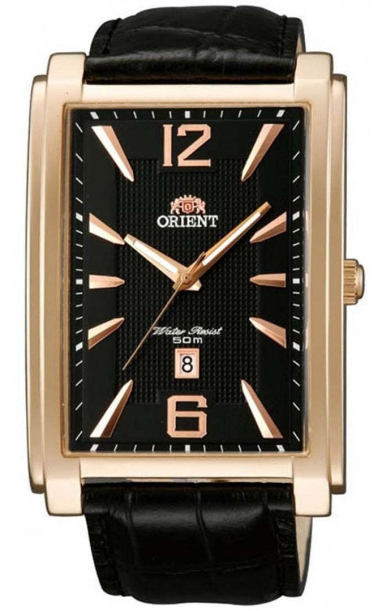 FUNED001B0 японские мужские кварцевые часы Orient