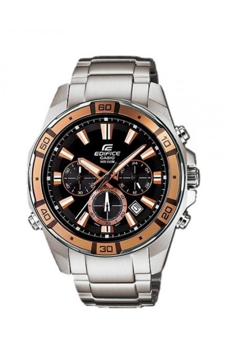 EFR-534D-1A9 японские мужские кварцевые наручные часы Casio