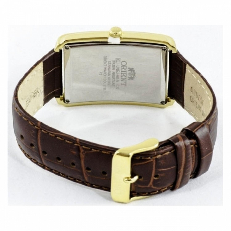 """FUNEJ002W0 японские кварцевые наручные часы Orient """"Dressy"""" для мужчин  FUNEJ002W0"""