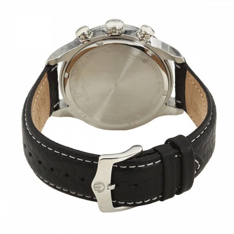 96B150 BU0123 швейцарские мужские кварцевые наручные часы Bulova  96B150 BU0123