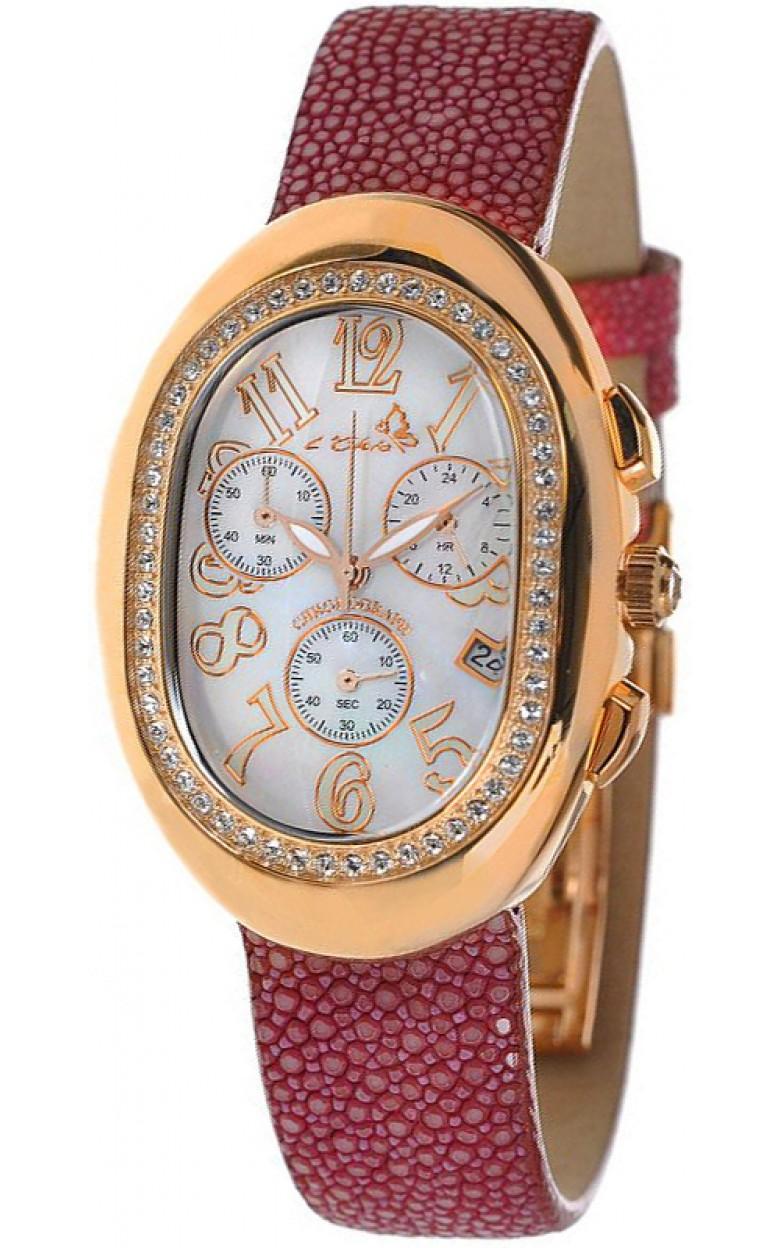 CL 0561 G  женские кварцевые наручные часы Le Chic