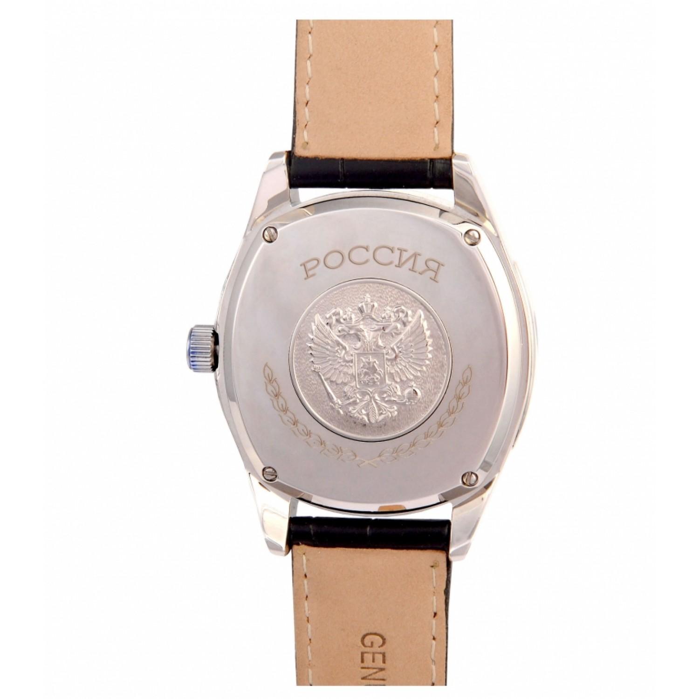 8215/9111193П российские мужские механические наручные часы Полёт-Стиль  8215/9111193П