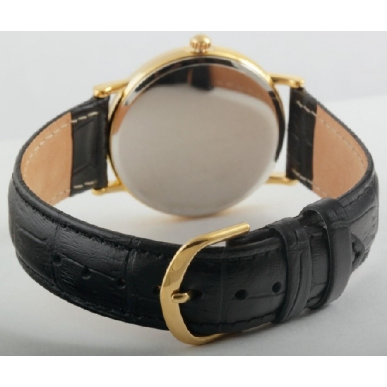 """5049355/GM10 российские кварцевые наручные часы Слава """"Браво"""" для мужчин  5049355/GM10"""
