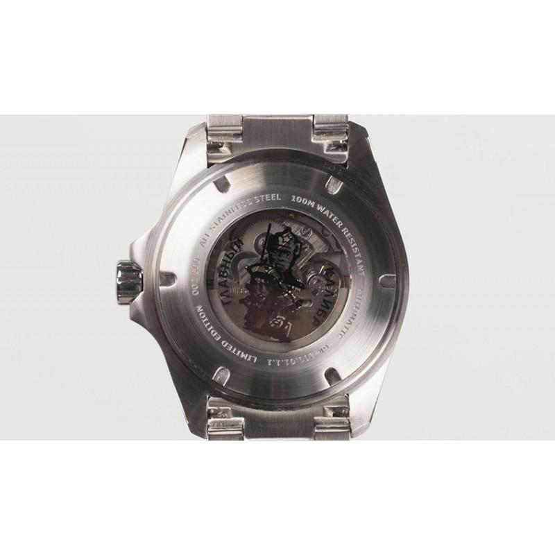 GK-200.01.1.1ST российские тактические мужские механические наручные часы Главный калибр