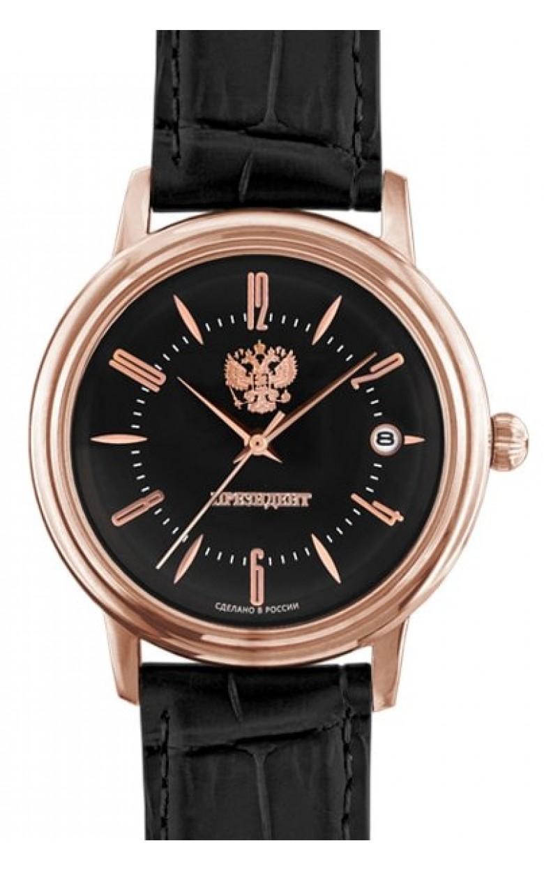 2414 43209233 ПР российские мужские механические часы Президент логотип Герб РФ  2414 43209233 ПР