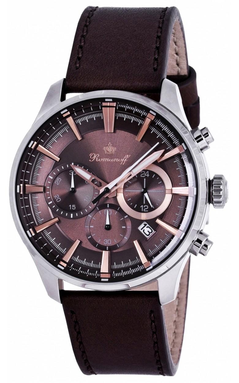 3654T/TB4BR российские кварцевые наручные часы Romanoff