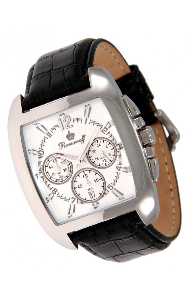 99194G1BU российские кварцевые наручные часы Romanoff