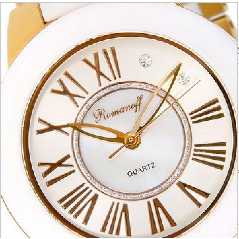 "40506A1 российские кварцевые наручные часы Romanoff ""Фэшн"" для женщин  40506A1"