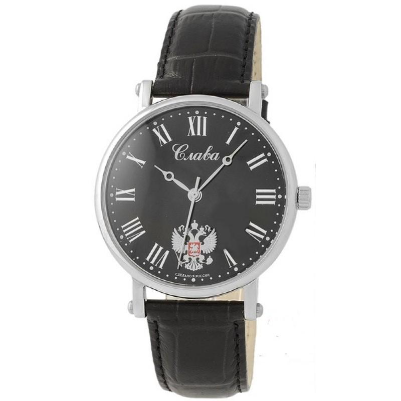 8091044/300-2409 российские мужские механические часы Слава