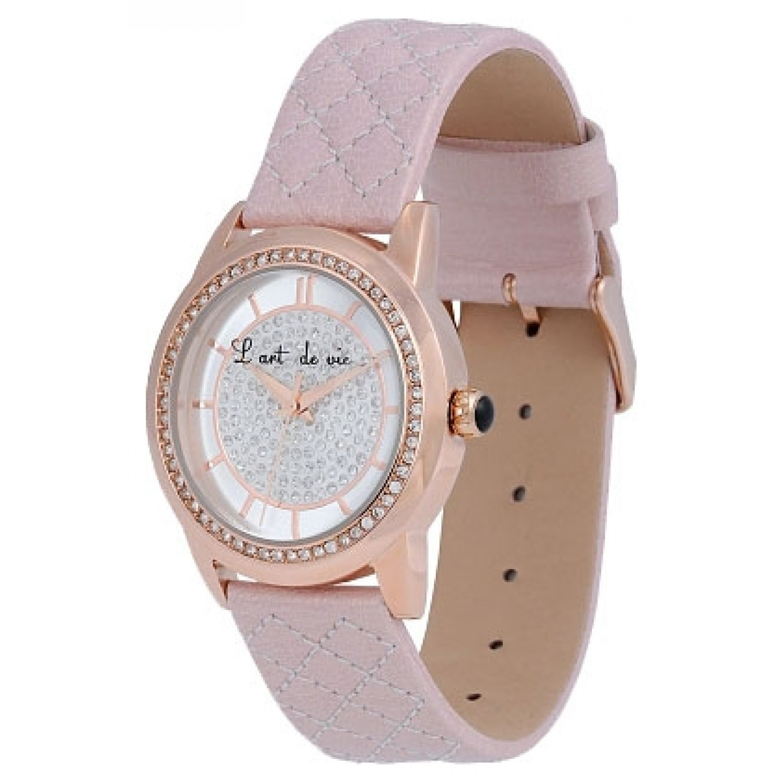 2036/7729275 российские женские кварцевые наручные часы Полёт-Стиль  2036/7729275