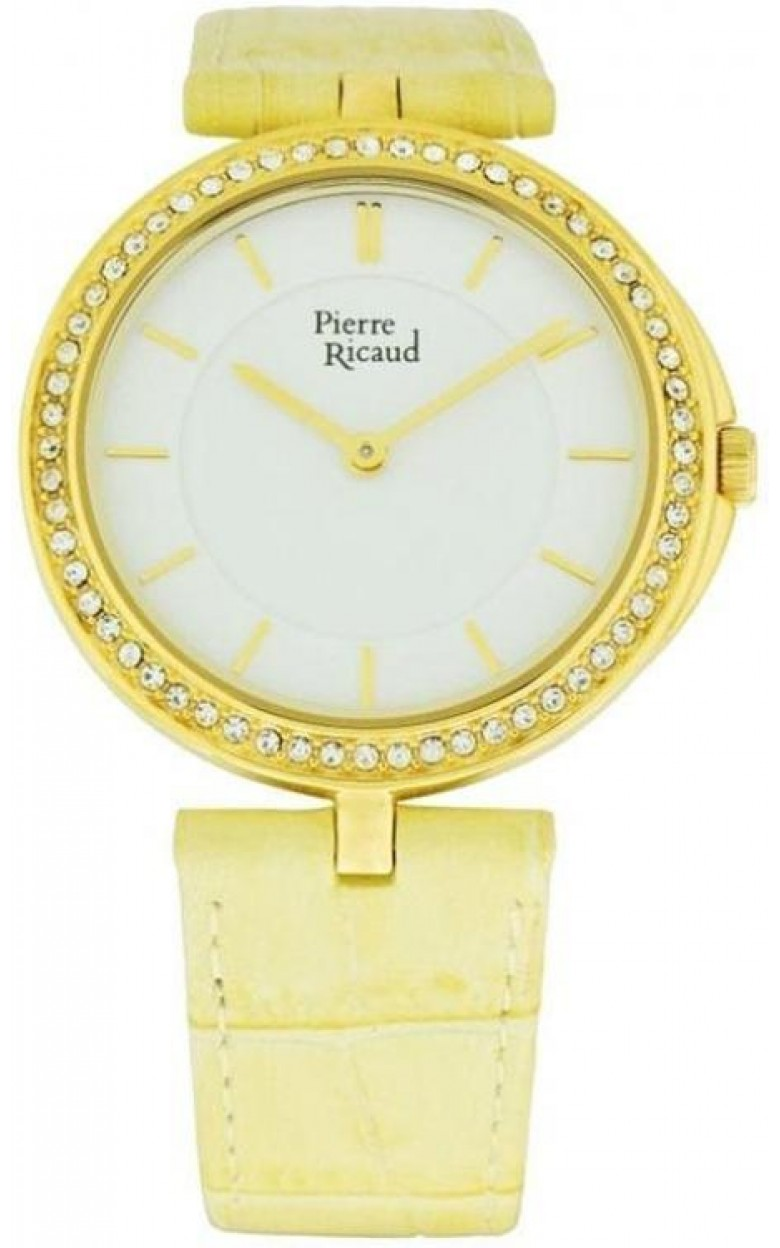 """P21063.1213QZ  кварцевые наручные часы Pierre Ricaud """"Strap""""  P21063.1213QZ"""