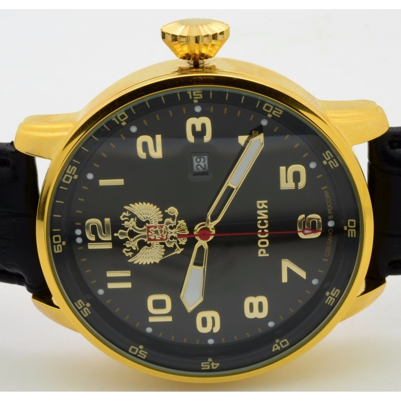 С2879337-2115-05 российские военные кварцевые наручные часы Спецназ С2879337-2115-05