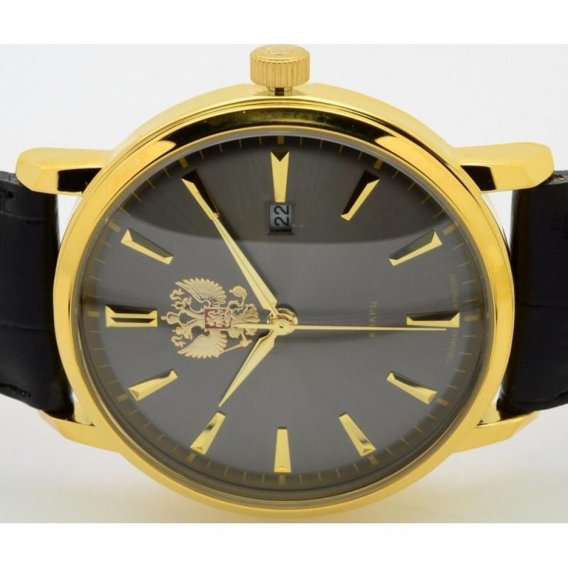 """1399747/2115-300 российские кварцевые наручные часы Слава """"Традиция"""" для мужчин  1399747/2115-300"""
