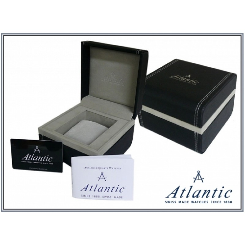"""29030.45.35 швейцарские кварцевые наручные часы Atlantic """"Elegance"""" для женщин  29030.45.35"""